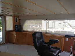 Boat Window Blinds Battery Operated Yacht Curtain Electric Yacht Shade