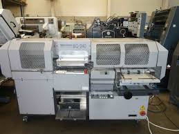 perfect binders used finishing machines used perfect binder
