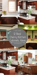 modern kitchen with cherry wood cabinets 12 best cherry kitchen cabinets ideas you ll see more of