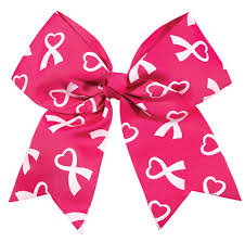 chassé cheer for the cause performance hair bow omni cheer