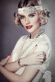 gatsby short hairstyle 1920 s inspired retro hairstyles to look delicate today