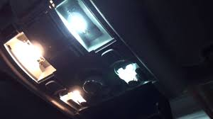 diy q7 led interior lights install youtube