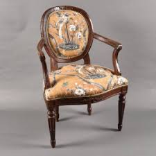 Antique French Armchairs The French Antique Furniture Collections
