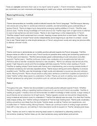 report writing sample for students grade 1 full year report card comments resource preview report grade 1 full year report card comments resource preview