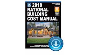 cost of a building 2018 national building cost estimator estimating software download
