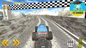 monster trucks video games monster truck racing game pvp android gameplay fhd youtube