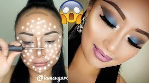 Makeup Contour makeup tutorials compilation 2017 how to contour highlight your