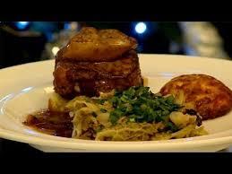 cuisine tv eric leautey le tournedos rossini my cuisine by eric leautey boeuf