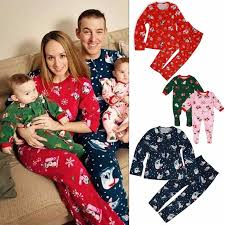 new years pjs 36 best autumn family matching images on