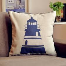 Nautical Themed Decorations For Home by Online Buy Wholesale Nautical Themed Pillows From China Nautical