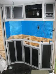 race car trailer cabinets storage cabinets for enclosed trailers v nose enclosed trailer