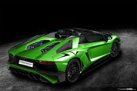 2016 lamborghini aventador interior production of the aventador superveloce roadster confirmed
