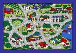 Cars Area Rug 5 X 7 Map Grey Cars Truck Children S Area Rug Buy 2 Or