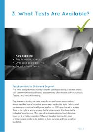 isv your definitive guide to candidate testing 2016 page 6 7