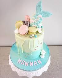 the mermaid cake enchanting mermaid cake is a tasty riff on the sea