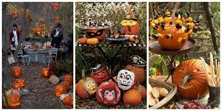 vintage halloween decorations ideas for retro decor 13 photos