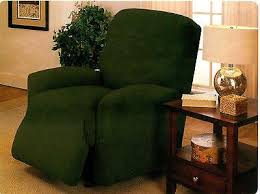 slipcover for recliner chair jersey stretch slipcover cover furniture sofa loveseat