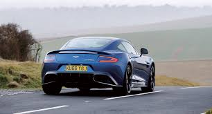 driving the aston martin vanquish s in the uk u0027s cinque ports
