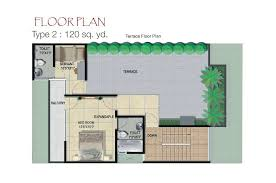 120 sq ft panchsheel villas noida extension