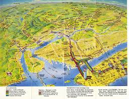 Map Of Jersey City Path Train Map Showing The World Trade Center Lower Manha U2026 Flickr