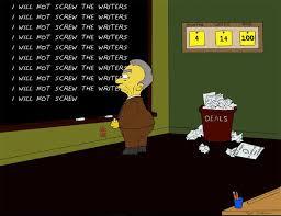 Bart Simpson Meme - image 484171 bart simpson s chalkboard parodies know your meme