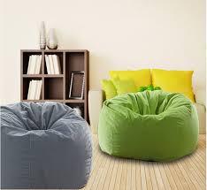 fashion leisure styrofoam modern beanbag sofa living room