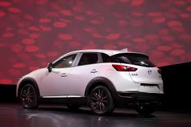 mazda car new model mazda wants cx 3 to become a core model nearly overlooks the new mx 5