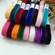 velvet ribbon by the yard online get cheap colored velvet ribbon aliexpress alibaba