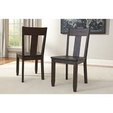 Wood Kitchen  Dining Chairs Youll Love Wayfair - Dining room chairs wooden