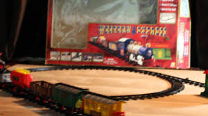 battery operated western express set