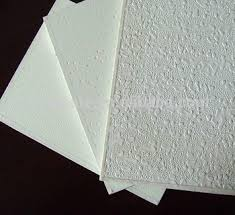 Vinyl Faced Ceiling Tile by Gypsum Ceiling Pvc Plaster Ceiling Board Vinyl Faced Gypsum