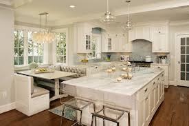 kitchen island electric range hood glass bar stool wooden floor