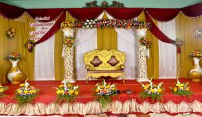 marriage decoration services of pavithra marriage decoration karaikudi india