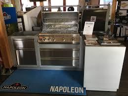 k che ausstellungsst ck napoleon outdoorküche oasis 200 bilex 605 ausstellungsstück