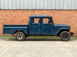 land cruiser 70 pickup land cruisers for restoration the fj company