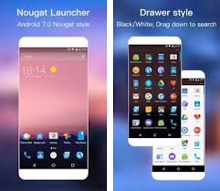 apk laucher nougat launcher apk version 2 8 cmnlauncher
