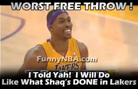 Dwight Howard Memes - dwight howard air ball freethrow nba funny moments