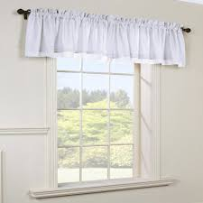rhapsodylined tailored valance thermavoile commonwealth