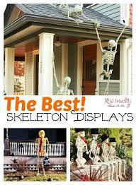 Halloween Skeleton Yard Decorations by 256 Best Halloween Images On Pinterest Halloween Stuff