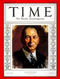time magazine cover walter p chrysler man of the year jan 7