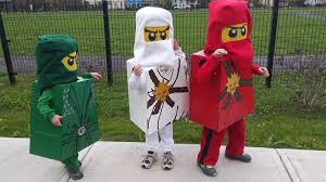Lego Ninjago Costumes Halloween Kinetic Sand U2013 Living Ithaca