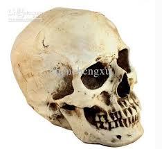 Skull Decor Halloween Skull Decorations Halloween Decorating Ideas Outdoor