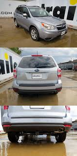custom subaru forester curt trailer hitch receiver custom fit class iii 2