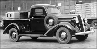 dodge truck pickuptruck com history segment four 1936 to 1938 fore point