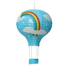 air balloon ceiling light 12inch air balloon paper lantern lshade ceiling light wedding