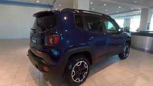 trailhawk jeep 2016 used one owner 2016 jeep renegade trailhawk chicago il