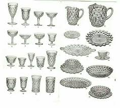 Antique Glassware Identification Early Cut Glass Marks 41 Best Vintage Crystals Images On Pinterest Cut Glass Crystal