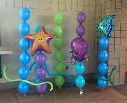 the sea decorations themes balloon beautiful