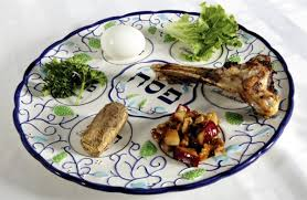 messianic seder plate keeping the festival of passover messianic bible