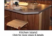 Beadboard Kitchen Island - beadboard in kitchens u0026 bathrooms